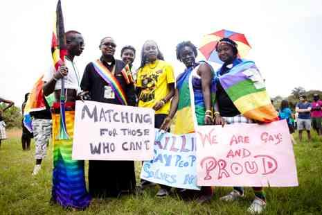 Uganda Pride Gathering