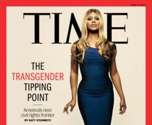 Laverne Cox Time Cover