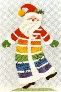 RainbowSanta