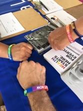 LGBT Health Link bracelets