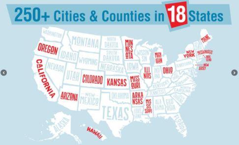 T21 states