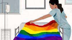 RainbowHospitalBed